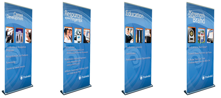 Pull Up Banner Printing Kingston Printing Shark Kingston